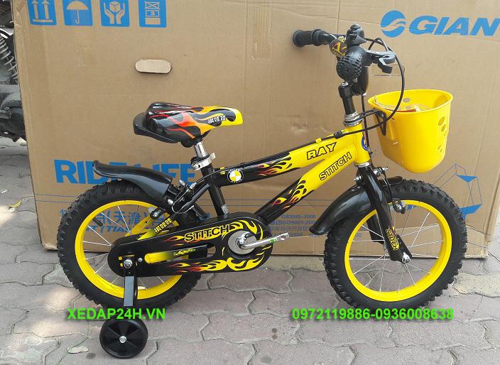 Xe đạp trẻ em chính hãng LanQ, Royalbaby, Stitch, TrinX, Galaxy,... - 3