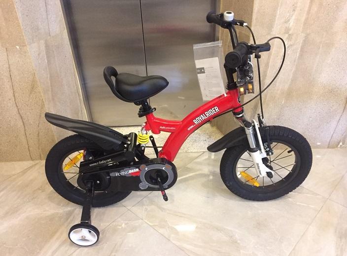 Xe đạp trẻ em chính hãng LanQ, Royalbaby, Stitch, TrinX, Galaxy,... - 6