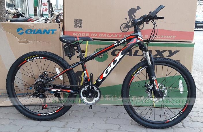 Xe đạp thể thao chính hãng Galaxy giá bao rẻ toàn quốc - 1