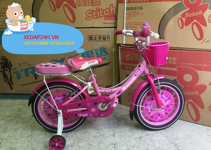 Các mẫu xe đạp trẻ em cực đẹp, đảm bảo bé nào nhìn cũng mê