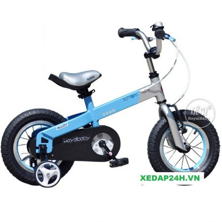 xe-dap-tre-em-royalbaby-buttons-alumium-blue