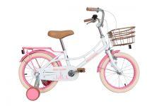 Xe đạp trẻ em Nhật Retro Bike 16 trang