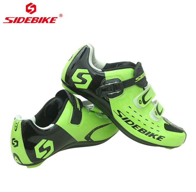 giay-ca-sidebike-sd001-road-xanh