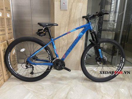 xe-dap-the-thao-trinx-x1-elite-2021-xanh